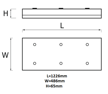 Tornio sport LED mittakuva